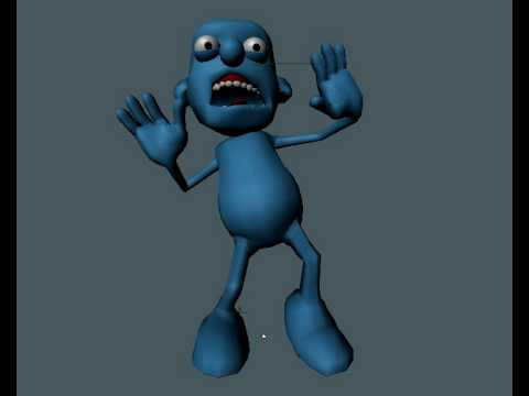 Character Animation Test