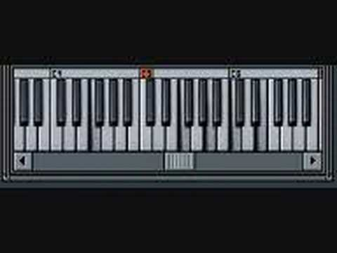 Piano Basics Lesson Step 10 - Learning Naturally Occuring 7th Chords from CMajor