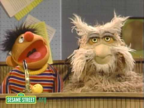 Sesame Street: Ernie Puts Down The Duckie
