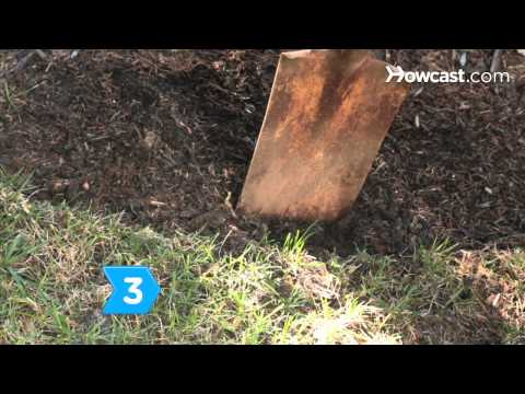 How to Lay Rocks for a Garden Border