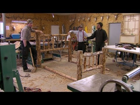 American Colony: Meet the Hutterites - Bed Building Blunder