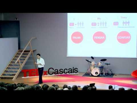 TEDxCascais - Nuno Teixeira - Someone stop the roller coaster!