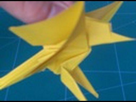 Origami: Aeric's Bird