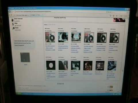 Scratch Turntabalist  DJ Angelo on  DJ Tutor .web site.