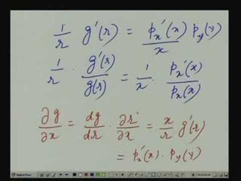 Lecture - 13 Function of Two Random Variables
