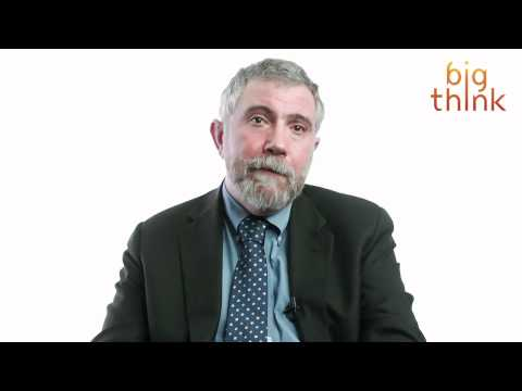Paul Krugman's Advice to Recent Graduates