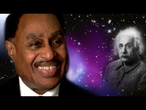 Einstein Inspires Dr. Mallett's Dream of Time Travel