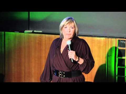 TEDxGeorgiaStrait -- Linda Turner -- The Human Energy Field