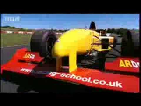 Drive a Formula One car - Things to do before you die  - BBC