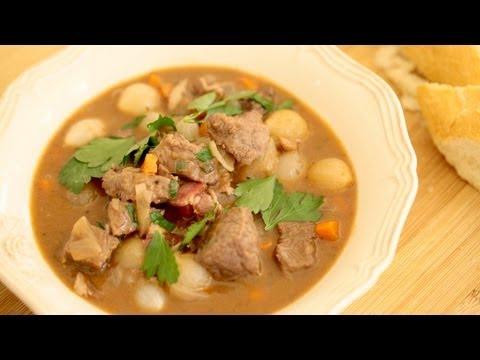 Beef Bourguignon Recipe: How To Make It || Kin Eats