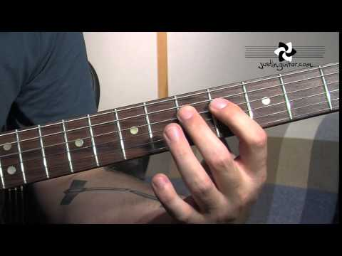 Creating Your Own Blues Riffs (Blues Rhythm Guitar - Guitar Lesson BL-210) How to play