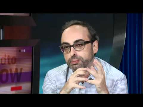 NEED TO KNOW | Gary Shteyngart on dachshunds, Lenin and reading Twain in Russia | PBS