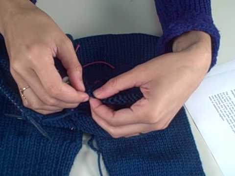 How to Knit a Sweater - Lesson 6 (Part 3 of 3)