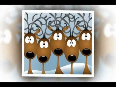 Rudolph The Red-Nosed Reindeer - Christmas Song For Children