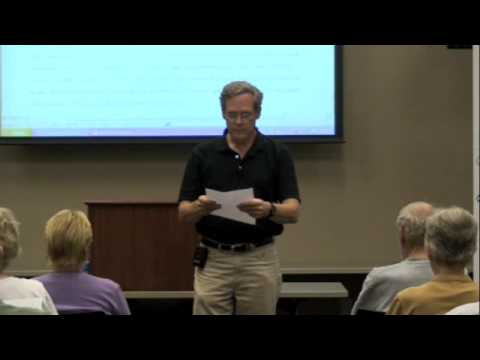 "Gleaves Whitney on ""Believing in the American Dream: Abraham Lincoln"" (5 of 8)"