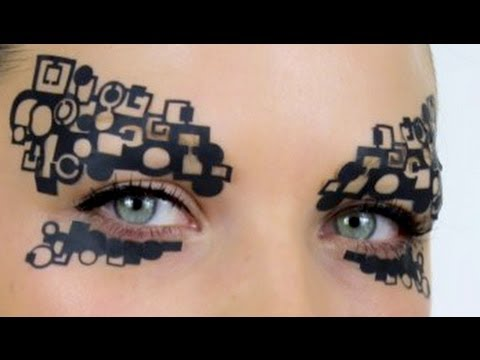 CREATIVE MAKE-UP TUTORIAL INTRODUCING FACE.LACE