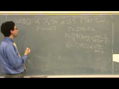 Ideal Gas Law 2