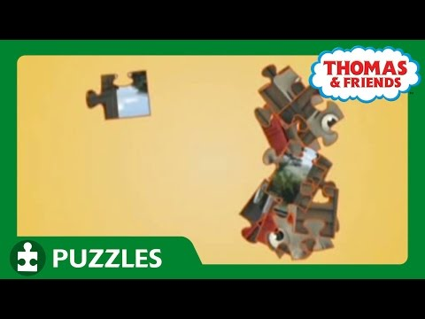 Thomas & Friends: Puzzle Of Toby