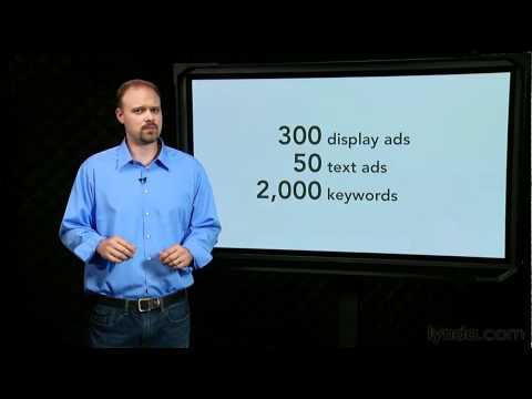 Exploring how Google AdWords is structured | lynda.com tutorial