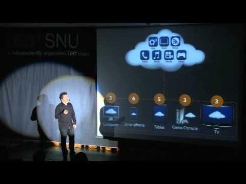 TEDxSNU-Chris Kwon-Between Mobile and Web