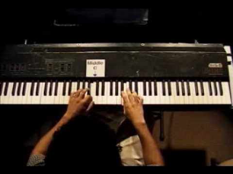 Piano Lesson - Hanon Finger Exercise #40