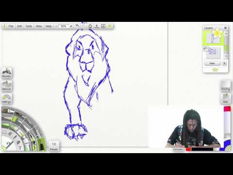 How to Draw!: Scar Beakdown