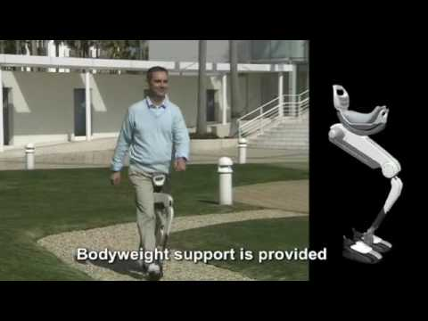 Why Design Now?: Bodyweight Support Assist