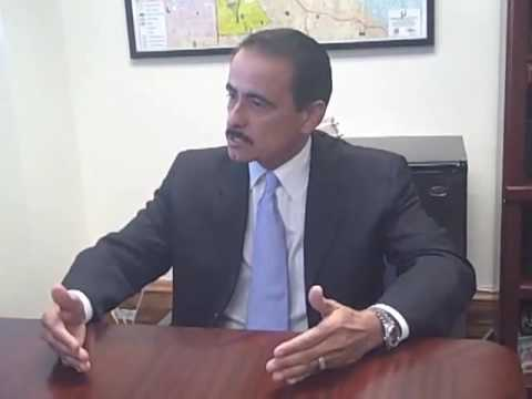 Councilmember Richard Alarcon Discusses Banking Development Districts