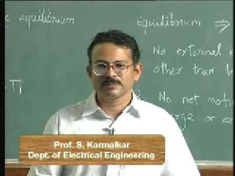 Lecture - 3 Equilibrium Carrier Concentration