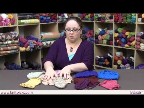 Designer Interview - Easy Care Yarn Sampler