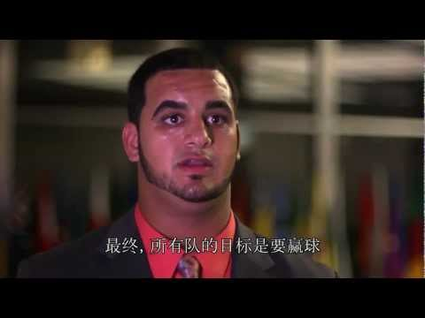 Sports in America, Before the Aspiring Heart (Chinese Subtitles)