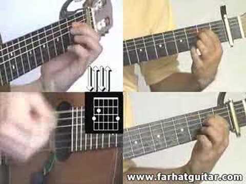 Woman John Lennon Parte 3 Guitar Lesson FarhatGuitar.com