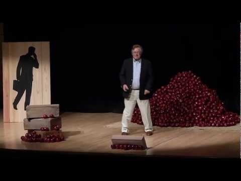 TEDxFruitvale - Barry Estabrook - Following the Money in Lake Apopka, FL