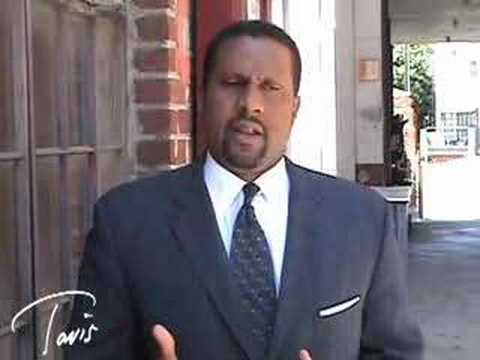 Tavis Smiley's Video Blog - 5/22/08 | PBS
