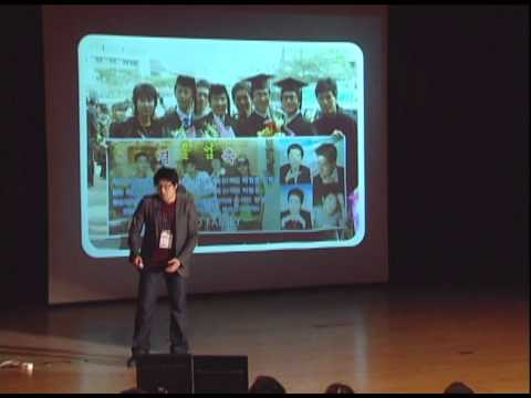 TEDxKwangwoon - 황성재 - My life & To be the Only One - 03/27/10 - Korean Subtitle