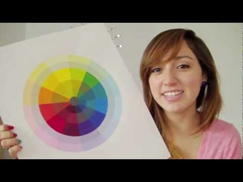 Part 1: Intro to Color Wheel (color theory)