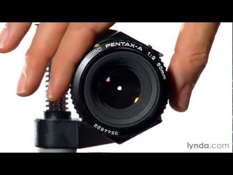Photography tutorial: Understanding camera apertures | lynda.com