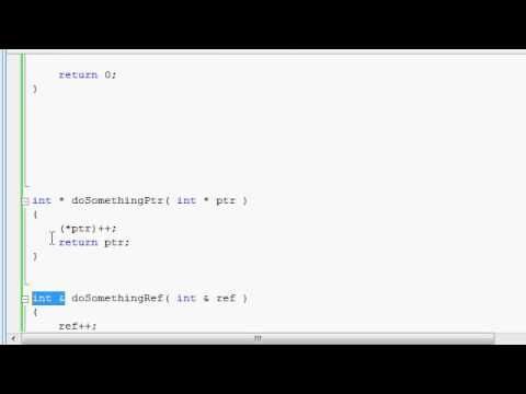C++ Tutorial (58)  - Absolute n00b spoonfeed