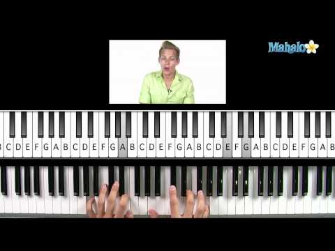 "How to Play ""Can't Help Falling in Love"" by Elvis Presley on Piano"