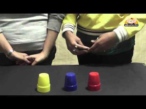 Lear a Trick - 3 Cups and Coin Trick