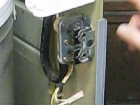 WHIRLPOOL WASHER REPAIR VIDEO 10