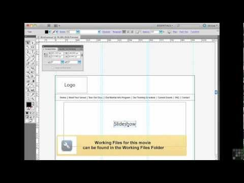 Building Websites with WordPress Tutorial | Wire Framing the Objects | InfiniteSkills
