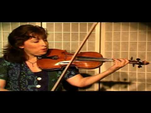 Violin Lesson - Song Demonstration -Green Grow the Rashes O