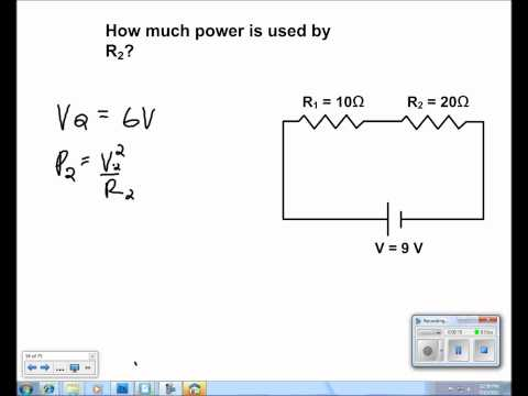 Electric Current and Circuits Presentation #29