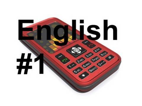 Learn Easy English Lesson 1 (American Accent) - Phones