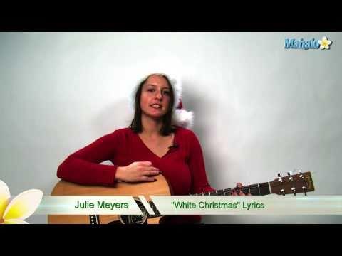 """White Christmas"" Lyrics"