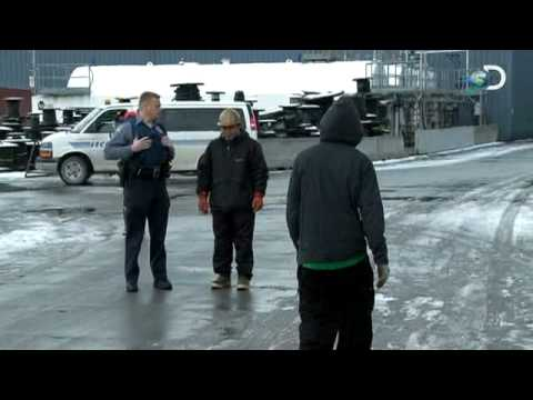 Deadliest Catch - Derrick's Last Shot