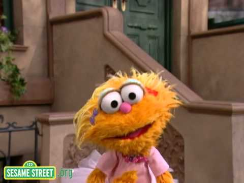 Sesame Street: Get Up and Dance!