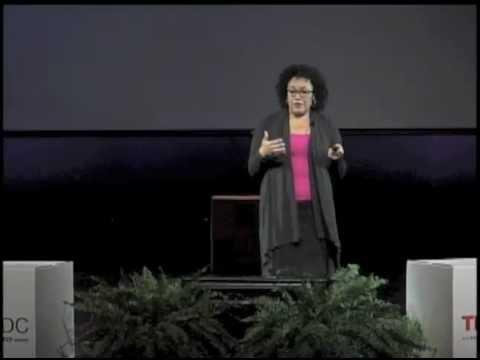 TEDxWDC Maria Rosario Jackson