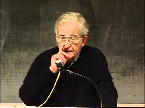 2005 - Noam Chomsky - The Idea of Universality in Linguistics and Human Rights (MIT) 2